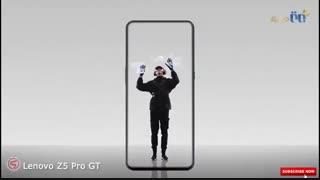 ویدئوی رسمی گوشی لنوو مدل Z5 Pro GT