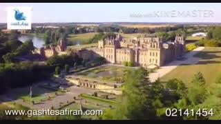 کاخ بلنهیم در انگلیس
