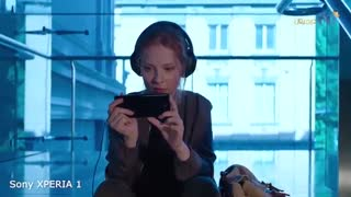 گوشی سونی مدل Xperia 1 - اولین گوشی جهان با دوربین 4K OLED