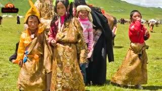 استعداد فیزیکی و خارق العلاده ی تبتی ها