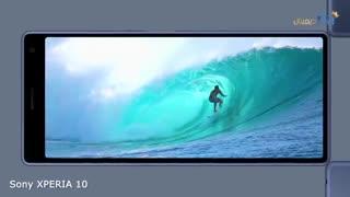 گوشی سونی مدل Xperia 10 - عریضتر از عریض!