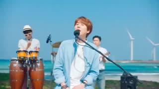 TaeYeon ft. KyuHyun -  The Blue Night Of Jeju  موزیک ویدیو
