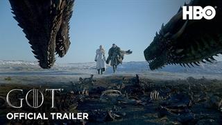 تریلر جدید سریال بازی تاج و تخت | Game of Thrones | Season 8