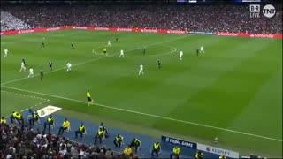 خلاصه دیدار رئال مادرید 1_4 آژاکس (دور برگشت از مرحله یکهشتم پایانی لیگ قهرمانان اروپا)