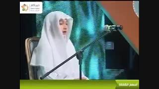 تلاوت زیبای قرآن - قاری ادریس هاشمی : اهل سنت و جماعت