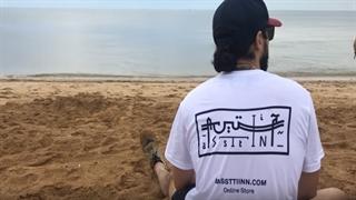 مستند مهراد هیدن خواننده زدبازی درباره شرکت در دو ماراتون قشم