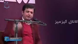 انتقاد تند رائفی پور به قرآن مطلای ۷ میلیاردی