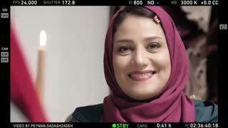 سریال هیولا مهران مدیری - پشت صحنه