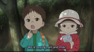 انیمه Natsume Yuujinchou Go Specials کتاب دوستان ناتسومه فصل پنجم قسمت ویژه 1
