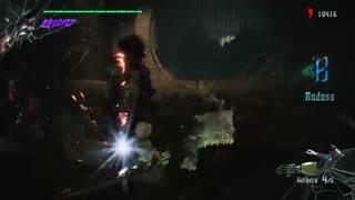 بخشی از گیم پلی نرو در بازی DMC 5-بازیمگ