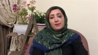 کتک خوردن یک بانوی ایرانی در نمایندگی یک شرکت خودروساز