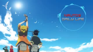 Naruto OST Naruto's daily life