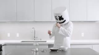 Marshmello آشپز می شود