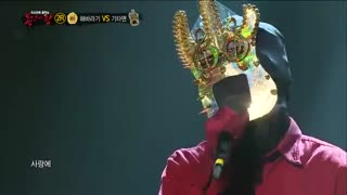King of the masked singer - Chen (Exo)