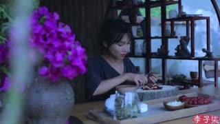 کارهای جالب زن چینی15
