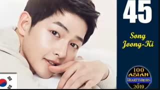 100تا از بهترین بازیگران و هنرمندان منتخب اسیا از کره تا .............2019