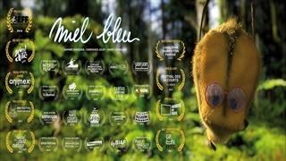 انیمیشن کوتاه عسل آبی