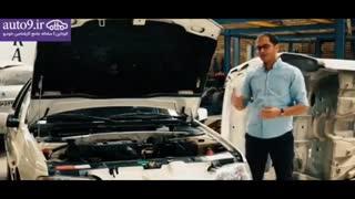 نحوه آموزش تعویض روغن موتور اتومبیل