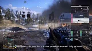 بازی Battlefield V: ویدیوی آموزشی حالت Firestorm