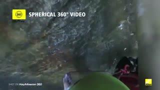 فیلمبرداری با دوربین اکشن کمرا نیکون-فیلمبرداری 360 درجه نیکون-اجاره دوربین های فیلمبرداری پارس لنز