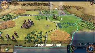 دانلود ترینر بازی Civilization 6 نسخه جدید  2019 با آموزش تصویری