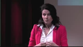سخنرانی تد درباره طلاق
