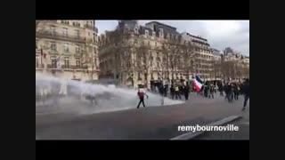 اعتراضهای فرانسه