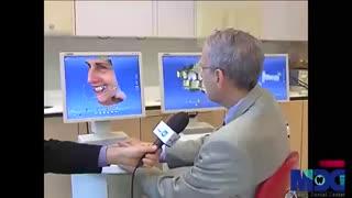 طراحی لبخند با سیستم دیجیتال دندانپزشکی|کلینیک مدرن