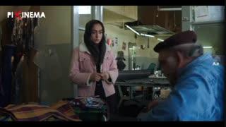 فیلم سینمایی غیرمجاز ، توکا به دنبال کار در تهران و دردسرهای پیش رو
