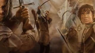 Lord of the rings. P.2 Beautiful music