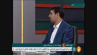 «رحیم زارع» عضو کمیسیون اقتصادی مجلس: برآورد درآمد مالیاتی دولت در بودجه ٩٨ محقق نخواهد شد