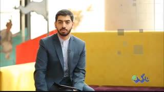 اخلاق در فضای مجازی - دکتر موسوی صمدی مدیر موسسه مسیر