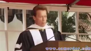 6 راز موفقیت از زبان آرنولد شوارتزنگر (قسمت دوم)