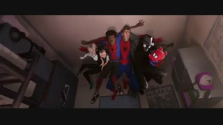 انیمیشن مرد عنکبوتی به درون دنیای عنکبوتی Spider-Man Into The Spider-Verse 2018 دوبله فارسی