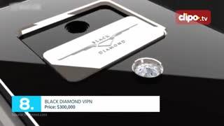 تاپ تایم - 10 گوشی هوشمند گرانقیمت دنیا