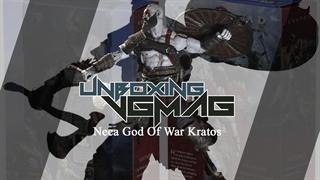 آنباکسینگ Kratos Neca Statue