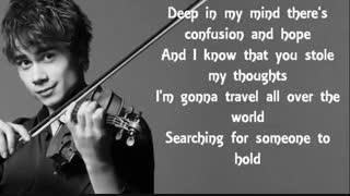 Alexander Rybak- First K.i.s.s lyrics - YouTube