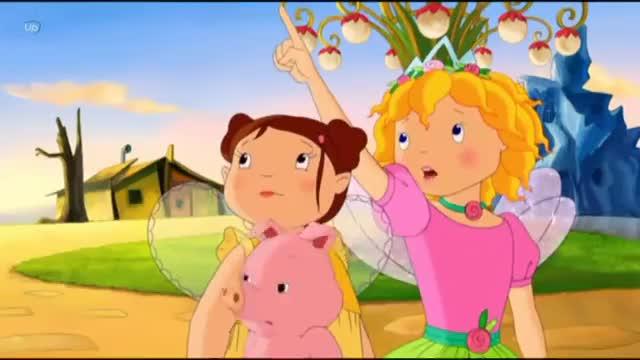 انیمیشن پرنسس لیلیفی - Princess Lillifee 2009 با دوبله فارسی