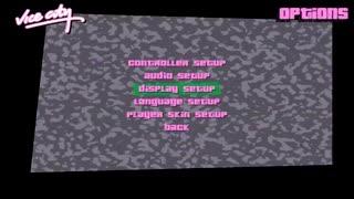 Grand Theft Auto Vice City Cutscene Stopped (Win7) FIX