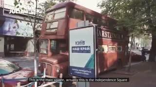 (تور کیف) گشت ۳ دقیقه ای در شهر کیف تور اکراین