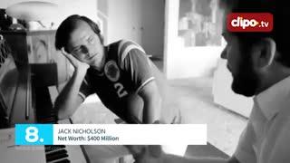 تاپ تایم- 10 بازیگر مرد ثروتمند جهان