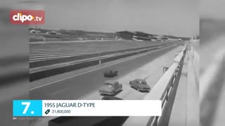 تاپ تایم- 10 خودروی گرانقیمت دنیا