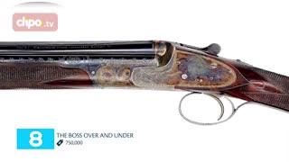 تاپ تایم - 10 تفنگ گرانقیمت دنیا