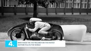 تاپ تایم- 15 نکته درباره BMW که نمی دانستید