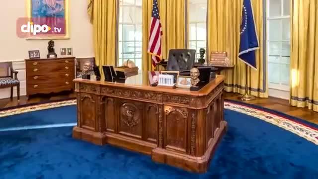تاپ تایم- چه رازهایی در کاخ سفید نهفته است؟