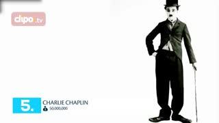 تاپ تایم - 10 میلیونر مشهور که در خیابان زندگی می کردند