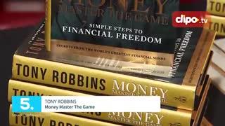 تاپ تایم - 15 کتاب برتر تجاری که باید مطالعه کرد