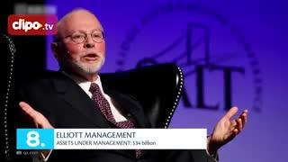 تاپ تایم - 10 صندوق مالی بزرگ دنیا