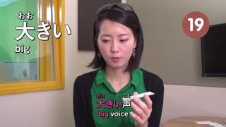 ریسا - ۲۵ صفت کاربردی (زیرنویس فارسی) آموزش زبان ژاپنی