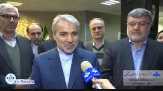 نوبخت: سعی دولت بر این است که حقوق تمام دستگاهها و اقشار مردم تا قبل از روزهای پایانی اسفند پرداخت شود.